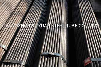 China DIN17175 Alloy / Carbon Steel Seamless Pipe And Tube , Low Temperature supplier