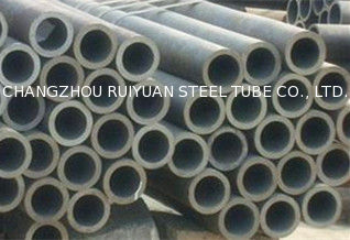 China Large Diameter Seamless Heavy Wall Steel Tube , High Temperature Resistant supplier
