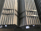 China DIN 17175 ST45.8 / 1.0405 Seamless Boiler Tubes , Heat Resistant Seamless Steel Tube OD45mm factory