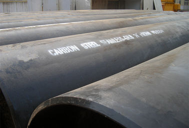 China Round carbon steel seamless pipe, seamless cold drawn/hot roll with OD 10 - 1220mm distributor