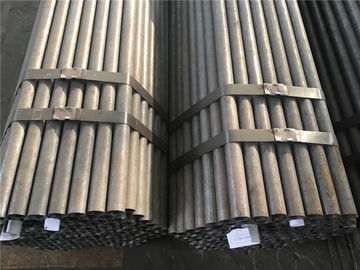 China DIN 17175 ST45.8 / 1.0405 Seamless Boiler Tubes , Heat Resistant Seamless Steel Tube OD45mm distributor